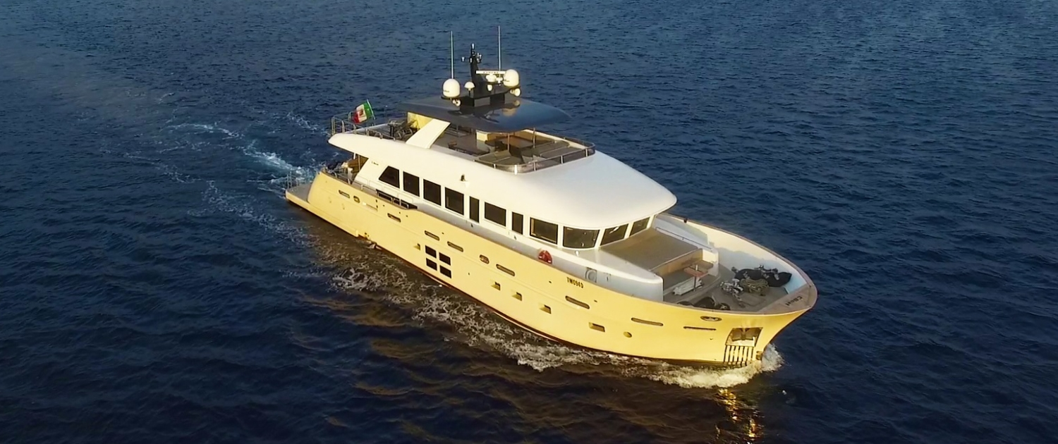 C Boat 27 Don Michele Crew Charter Luxury Yachts Services