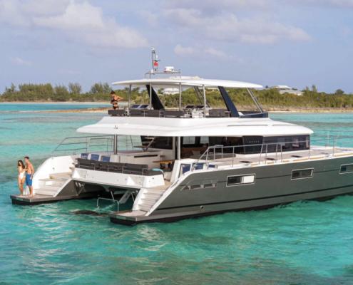 DRAGO Lagoon 630 Yacht Charter Sicily